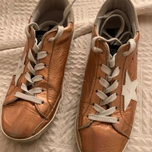 EUC authentic golden goose size 8